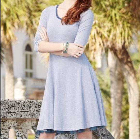 Matilda Jane Women's Between The Lines Dress